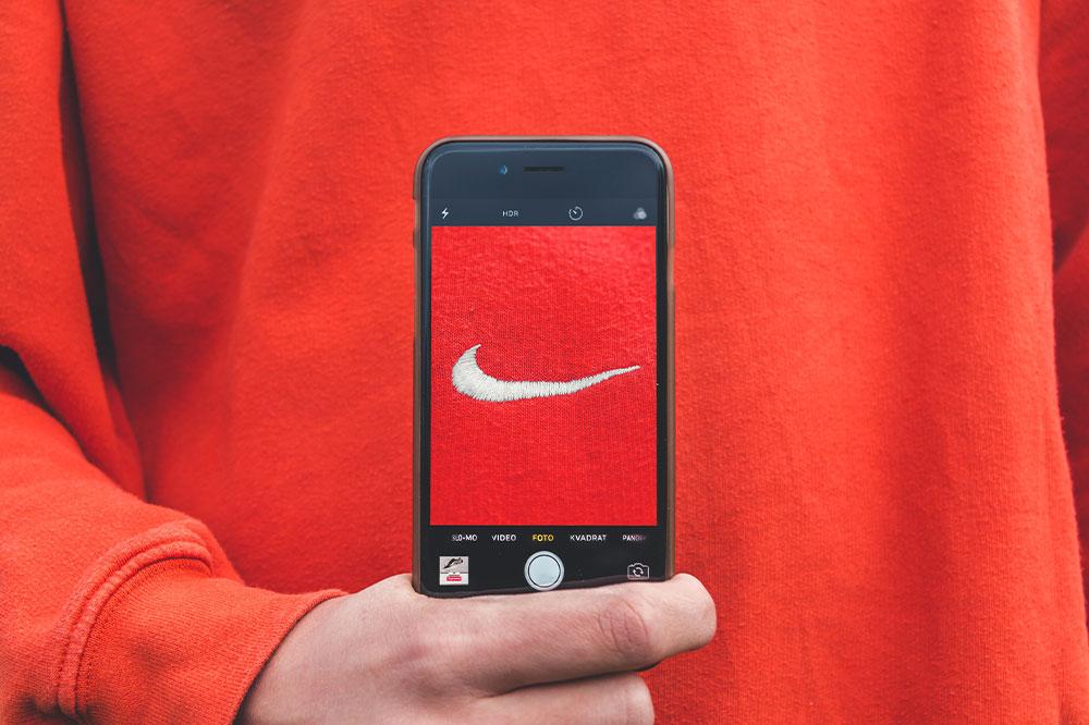 Brand - Nike Swoosh