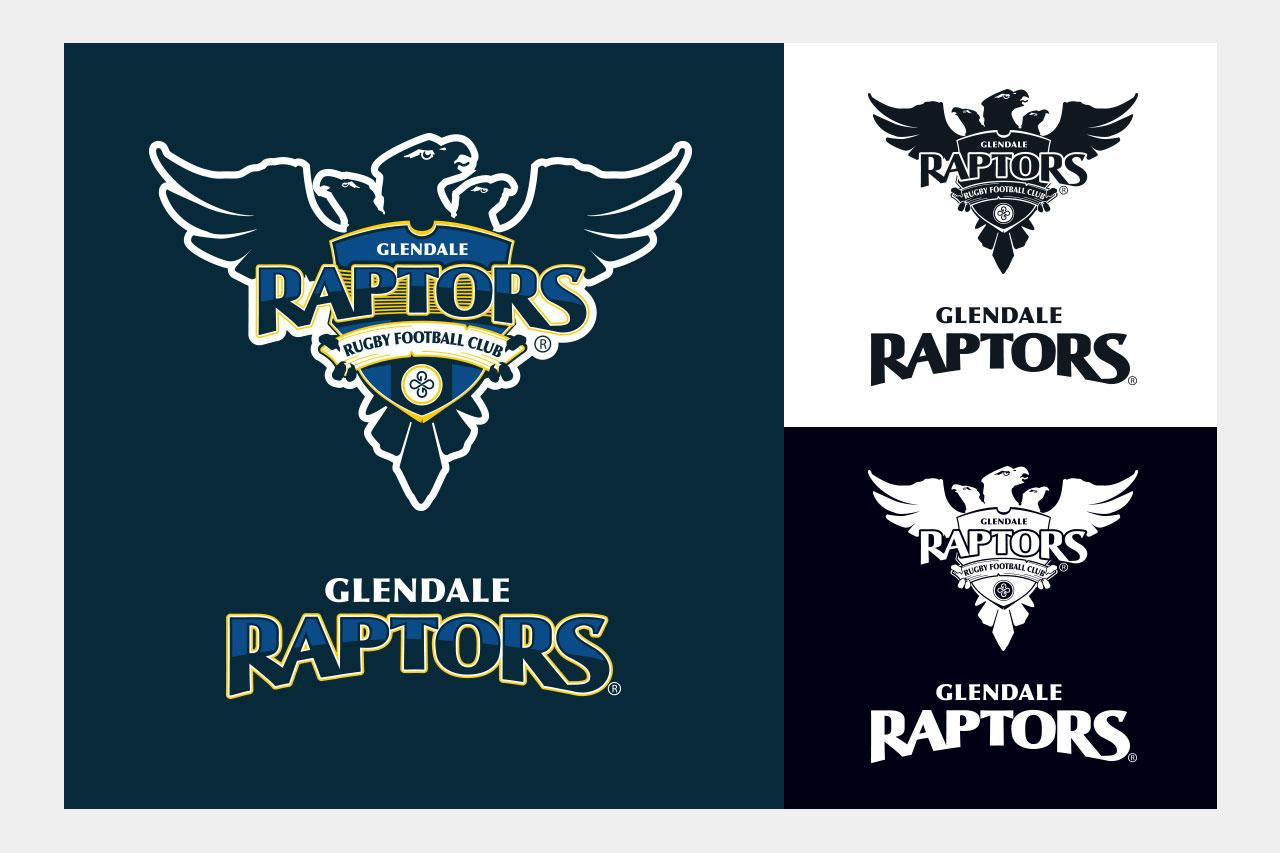 Glendale Raptors Logo