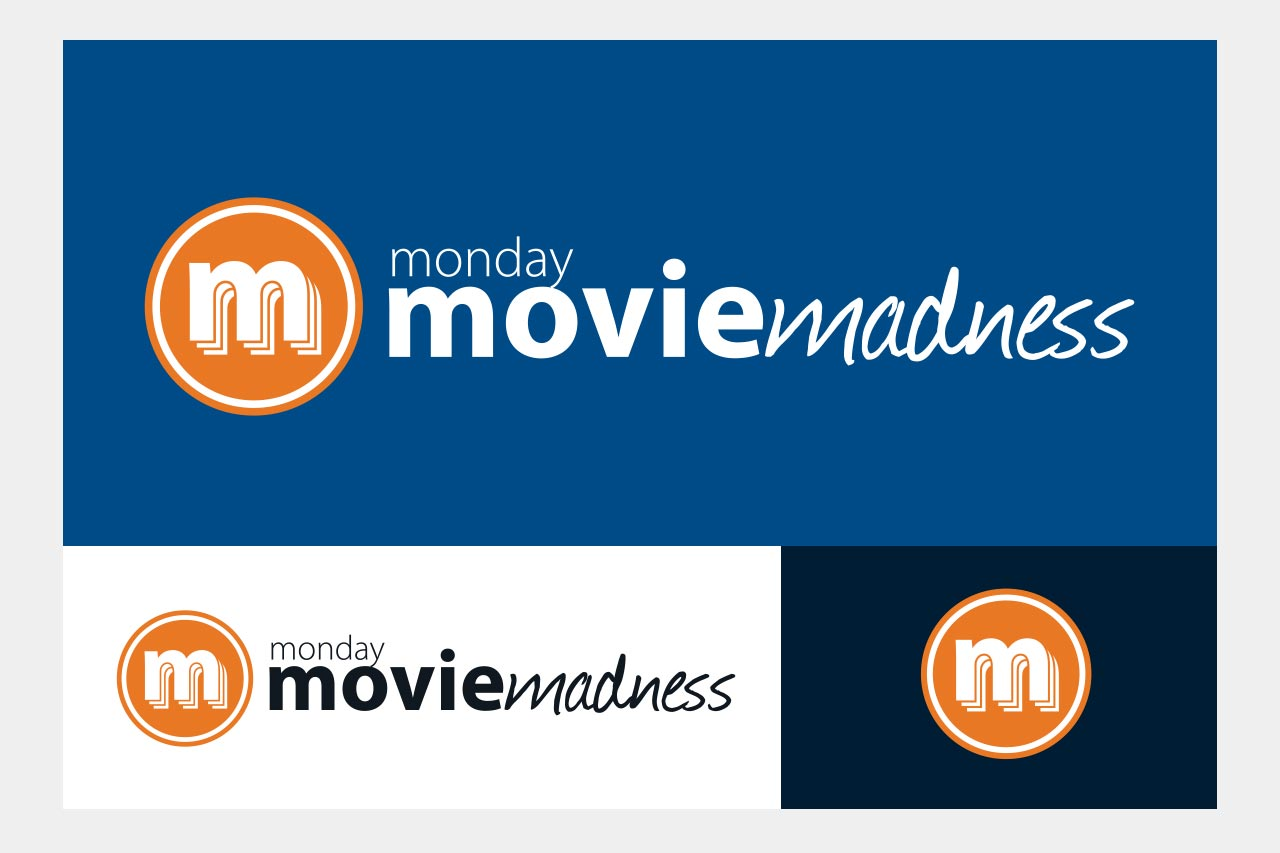 Monday Movie Madness Logo