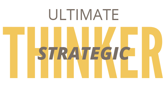 Ultimate Strategic Thinker