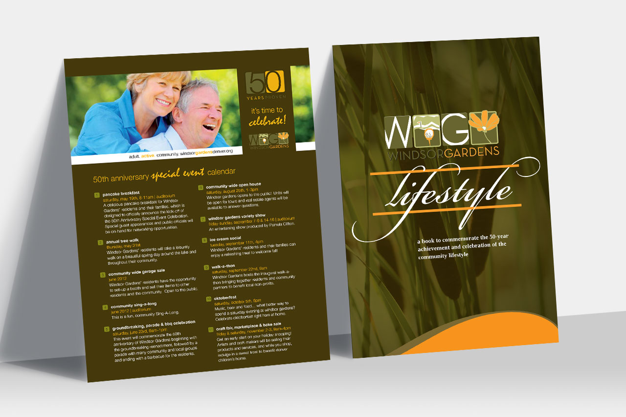 Windsor Gardens Flyers and Booklets